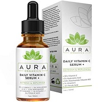 Aura Organics Vitamin C Serum Review