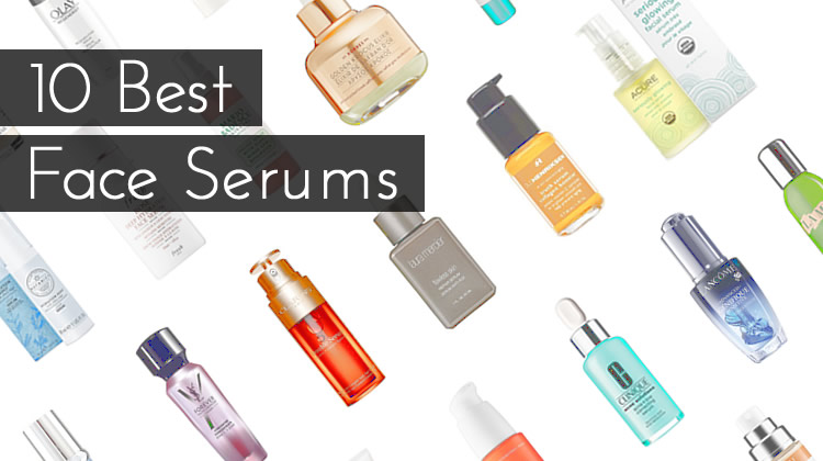 The 10 Best Face Serums For 2018!