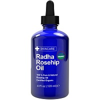 Radha Beauty Rosehip Oil Review